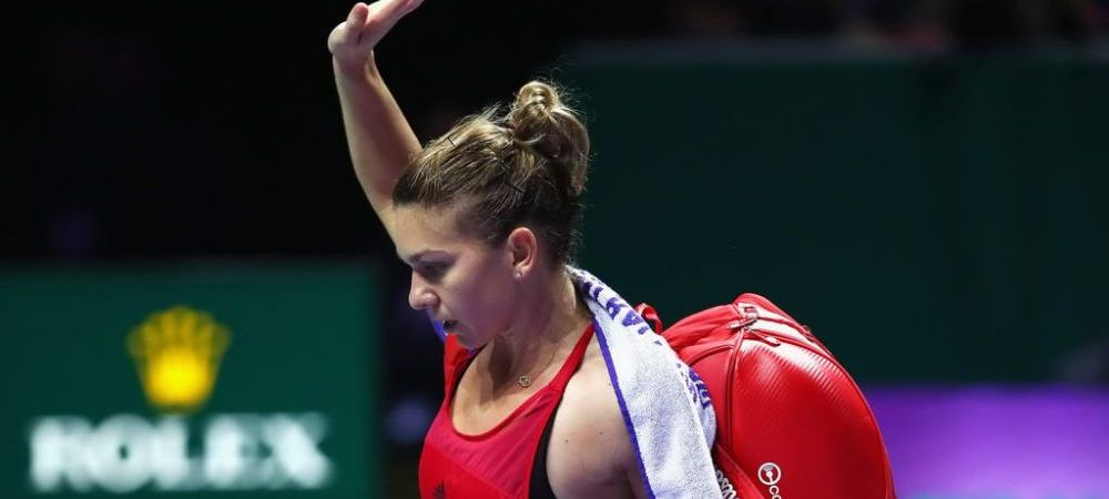 Simona Halep nu vine cu mana goala acasa! Ce trofeu va primi din partea WTA dupa ce a ramas prima in lume