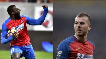 Craiova - Steaua | Cea mai grea decizie la meciul sezonului: Alibec sau Gnohere? VOTEAZA AICI