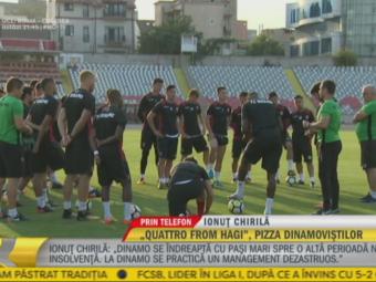 """""""Dinamo nu mai reprezinta nimic, e doar un dezastru! Antrenori numiti pe interese politice!"""" Atac violent din partea unui dinamovist"""