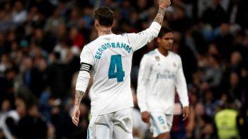 Sergio Ramos a rupt tacerea! Ce a spus despre posibilitatea ca FC Barcelona sa nu mai joace in La Liga