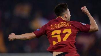 Distrusi la portile Cetatii Eterne! AS Roma o umilieste pe Chelsea pe Olimpico, scor 3-0: meci fantastic facut de El Shaarawy, Perotti si Dzeko | FAZELE VIDEO