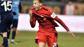 Costache, accidentare serioasa: nu mai joaca fotbal anul asta! Pustiul lui Dinamo a iesit de pe teren la meciul cu Viitorul