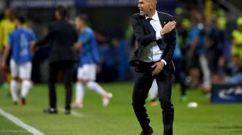 """La Real, ca la Dinamo :) Zidane a recunoscut dupa 1-3 cu Tottenham: """"Nu e totul bine in vestiar! Trebuie sa ne revenim"""""""
