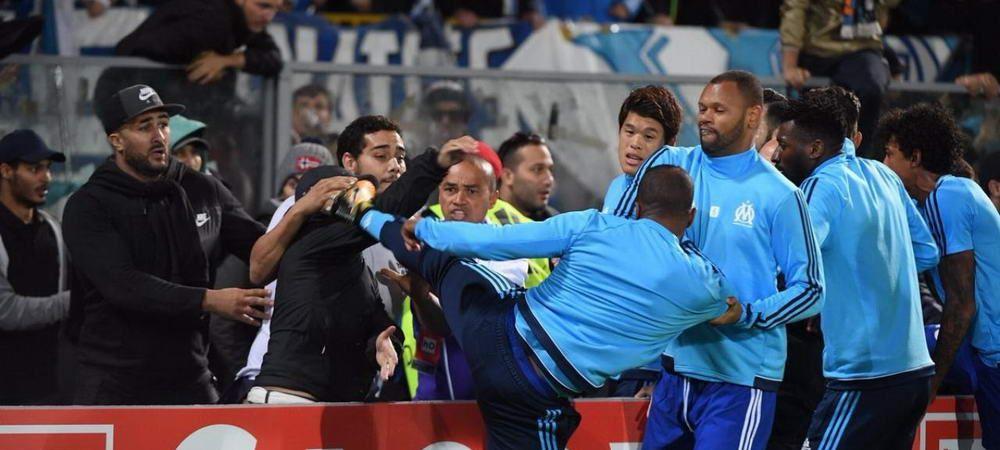 Patrice Evra, suspendat de Marseille! Francezii au tras primele concluzii dupa incident! De ce a reactionat asa jucatorul
