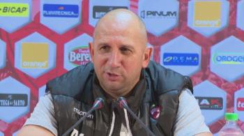 """Vasile Miriuta a rabufnit! Declaratie cu bataie catre Anamaria Prodan: """"Hienele vor sa-si aduca antrenorii la Dinamo, dar eu sunt AICI"""""""