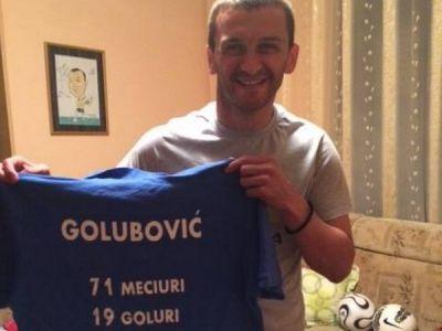 """Golubovic a pus mana pe telefon dupa meciul cu Dinamo: """"Am auzit declaratiile!"""" Ce a spus fostul stelist despre gafa facuta"""
