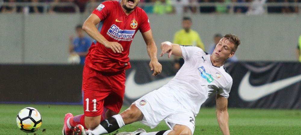 """TOPUL """"LA RUPERE"""". Astra, echipa cu cele mai multe sanctiuni primite in acest sezon! Steaua, singura formatie fara """"rosu"""""""