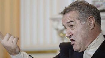 """Becali confirma scandalul dintre sotia unui jucator de la Steaua si amanta acestuia: """"Nu a batut-o, a tras-o putin de par!"""""""