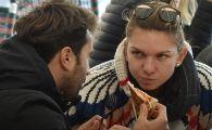 Simona Halep, alaturi de iubit in vacanta! Cum a fost surprinsa de paparazzi! FOTO