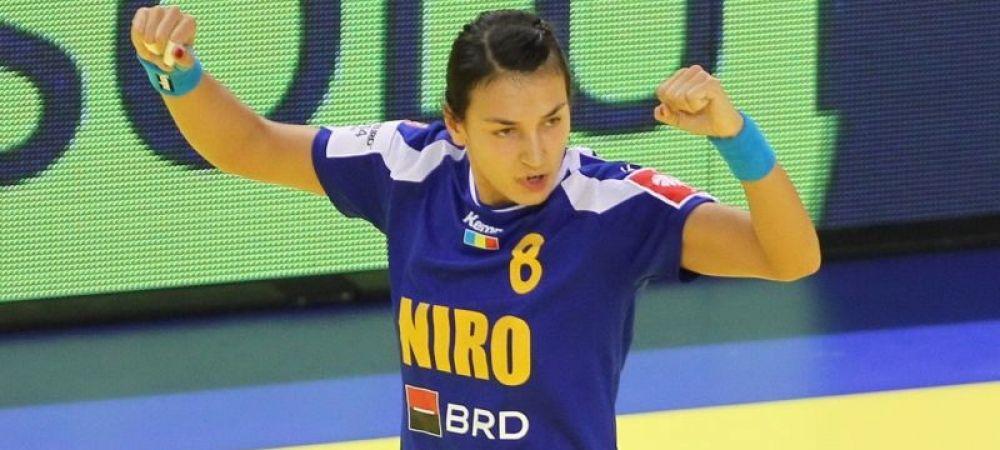 Cristina Neagu, marea speranta a celor de la CSM Bucuresti la un nou trofeu al Ligii! Performanta reusita in primele 4 meciuri