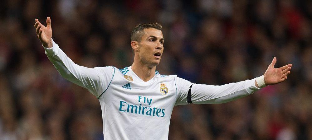 Cristiano Ronaldo vrea sa-l depaseasca pe Messi! Pariul incredibil pe care l-a facut cu colegii de la Real Madrid