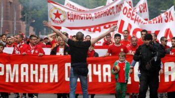 """Noi suntem echipa Armatei, aia nu e STEAUA NOASTRA"". Situatie incredibila: in Bulgaria are loc un razboi identic pentru marca CSKA"