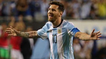 """""""Daca luam titlul Mondial, promit sa fac drumul asta PE JOS"""". Messi, in cel mai """"nebun"""" moment al sau :)"""