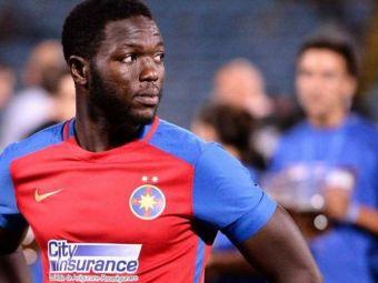 INCREDIBIL   Dat afara de Becali, Muniru a ajuns sa dea probe in liga a treia! Echipa cu care negociaza fostul mijlocas al Stelei