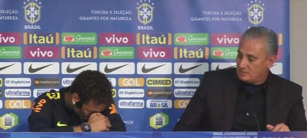 "Neymar a IZBUCNIT IN PLANS dupa victoria Braziliei: ""Vor sa loveasca in mine!"" Momentul in care si-a ascuns lacrimile"