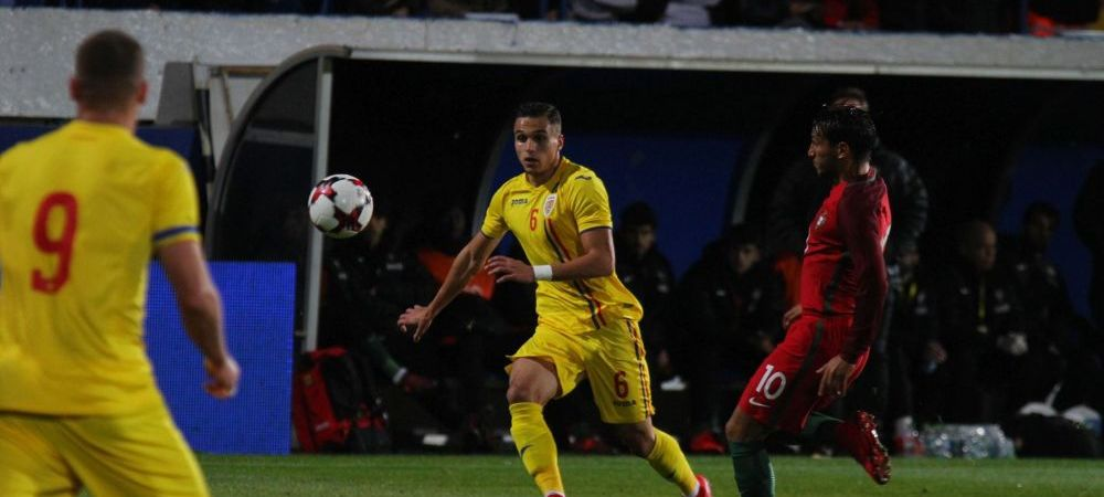 "Razvan Marin pleaca la seniori dupa 1-1 cu Portugalia: ""Vrea sa joace la prima echipa"" Schimbarile anuntate de Isaila"