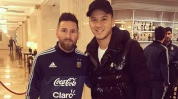 """Nu l-am recunoscut, am crezut ca e suporter."" Gafa URIASA a lui Messi! Ce a facut in fata unui jucator"