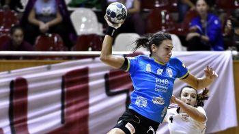 CSM Bucuresti a invins-o pe Krim Ljubliana la 3 goluri diferenta! Cristina Neagu si Bella Gullden au fost de neoprit