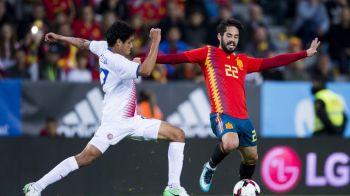 """""""Bine ati venit in IMPERIUL LUI ISCO!"""" Spania spera la titlul mondial dupa un nou meci exceptional al lui Isco! Starul Realului a iesit de pe teren accidentat"""