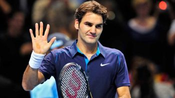 Roger Federer a debutat cu victorie la Turneul Campionilor; Tecau si Rojer debuteaza dupa ora 20:00 la Londra