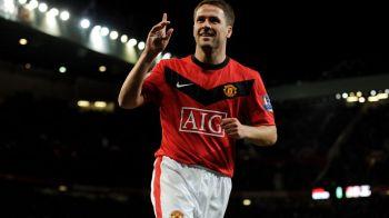 """Am venit la United pentru ca Benzema a semnat cu Real Madrid""Ce a dezvaluit Owen in perioada sa de la United"
