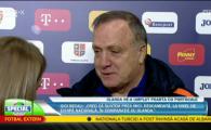"""Dick Advoocat a vorbit despre Steaua dupa ultimul meci pe banca nationalei: """"Este un stadion obisnuit cu meciuri mari!"""" Ce a spus dupa victoria cu 3-0 in fata Romaniei"""