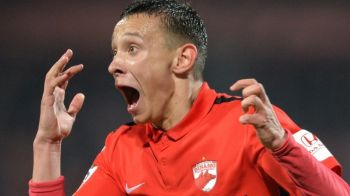 """""""Cand tin cu Steaua, MA DAU MARE, MA DAU MARE"""". Mesajele postate de unul dintre jucatorii lui Dinamo pe Facebook"""