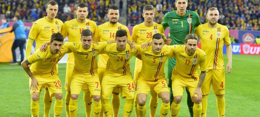 Propunere incredibila facuta de SUA: campionatul nationalelor necalificate la Mondial! Romania n-are loc nici la acest turneu!