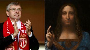 De doua ori si jumatate Mbappe! Patronul lui AS Monaco a vandut cel mai scump tablou din istorie, suma este una absolut ametitoare