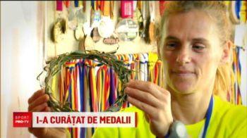 """Secretul atletei care a castigat maratonul de 247 de kilometri: """"Sa faci curat inseamna si fitness!"""""""