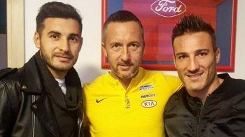 """Piovaccari s-a intors in vestiarul Stelei dupa 3 ani si a mai gasit doar 3 jucatori. Mihai Stoica: """"Eroii ultimei calificari in Liga"""""""