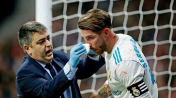 Le-a rupt capul in doua finale Champions League, i-au rupt nasul acum :) Verdictul medicilor: ce se intampla cu Sergio Ramos