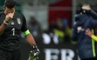 """""""Unde e Buffon?"""" Intrebarea zilei in Italia a primit rapid raspuns: motivul real pentru care Allegri l-a scos din primul """"11"""" al lui Juventus"""