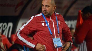 Dinamo - CFR Cluj 0-2 | Situatie dramatica pentru echipa lui Miriuta: e la patru puncte de play-off! CFR revine pe primul loc