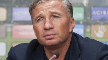 """Petrescu a izbucnit in vestiar, la pauza: """"A fost cel mai dur moment al meu cu jucatorii!"""" Omrani, cel mai bun fundas al CFR-ului :)"""