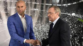 Perez nu mai suporta! Zidane are deja inlocuitor la Real Madrid! Antrenor legendar vizat