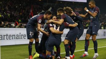 "Tensiune in vestiarul lui PSG: ""Ma gandesc sa PLEC!"" O noua problema dupa scandalul Neymar - Cavani"