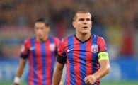 Surpriza uriasa! Becali vrea sa-l readuca pe Bourceanu la Steaua! Anuntul facut de presa din Rusia