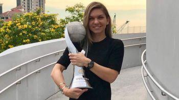 Simona Halep, adversare infernale in primul turneu al anului, pe 1 ianuarie! Se dueleaza cu Sarapova si Ostapenko la Shenzen