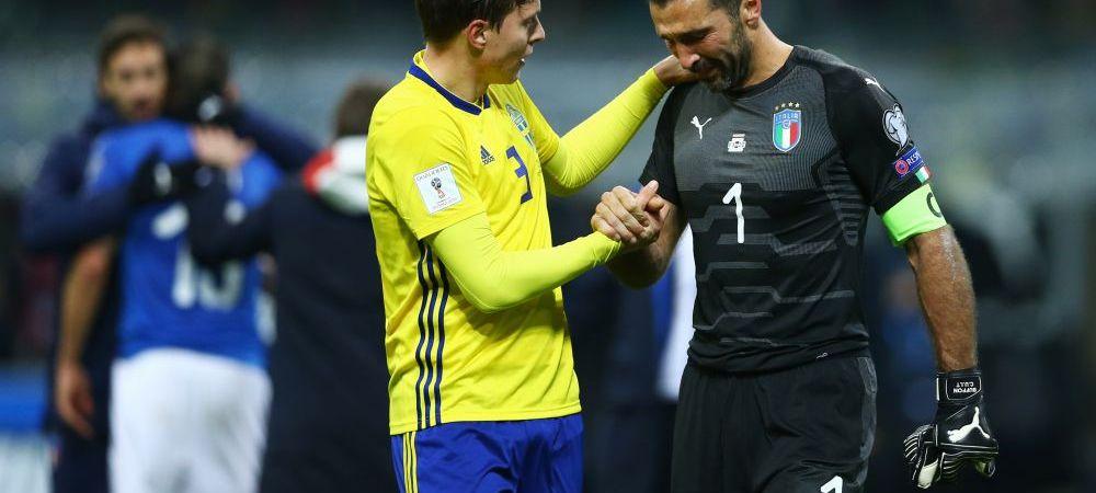 """""""Buffon, mergi in locul meu la Mondial!"""" Declaratia superba a unui jucator de la Barcelona! Replica portarului a venit imediat"""
