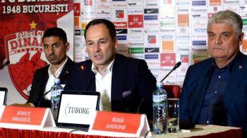 """Andone, atac dur la Negoita: """"Vrei sa vinzi echipa? Vinde-o, ma!"""" Ce l-a deranjat pe fostul antrenor al lui Dinamo"""