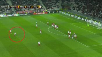 """Sutul """"bomba atomica"""" pentru golul serii in Europa League! Un jucator de la Zulte Waregem a marcat in stilul Roberto Carlos: VIDEO"""