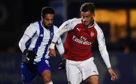 GOOOOOL DRAGOMIR pentru Arsenal! Super executie a pustiului roman in derby-ul cu West Ham! VIDEO: Cum a marcat