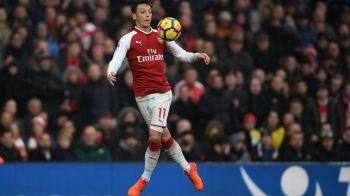 """Prima reactie a lui Arsene Wenger dupa anuntul ca Mesut Ozil este aproape de transferul la Barcelona: """"Nu sunt ingrijorat deloc!"""""""