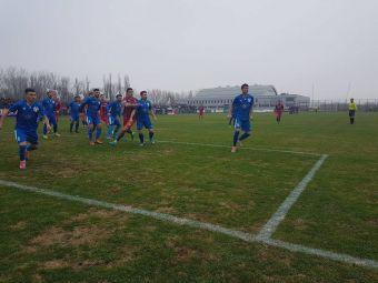 Predescu a reusit o dubla, Mirea a inscris 5 goluri! AS Romprim 0-9 Steaua! Stelisti au incheiat anul pe primul loc
