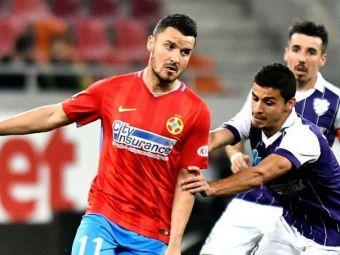 """MOTIVUL INCREDIBIL pentru care Budescu rateaza meciul cu Lugano: """"A fost o faza amuzanta"""" De ce a luat galben de la arbitru"""