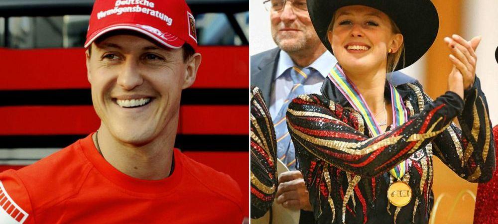 Fiica lui Schumacher, primul mesaj public despre tatal ei! Familia se roaga in continuare pentru un MIRACOL