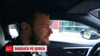 SAGEATA pe sosea! Ce a facut Marius Niculae la volanul unei masini de 220 000 de euro