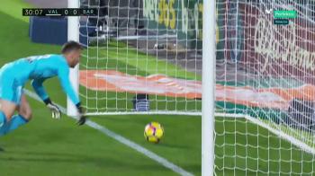 INCREDIBIL! GOL PERFECT VALABIL neacordat Barcelonei! Super derby-uri in Europa: Valencia 1-1 Barcelona, AS Monaco 1-2 PSG! GOOOL NEYMAR!