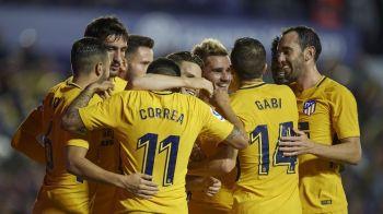 Atletico Madrid are cel mai bun start de campionat din istoria clubului! Au batut un record din sezonul in care castigau eventul